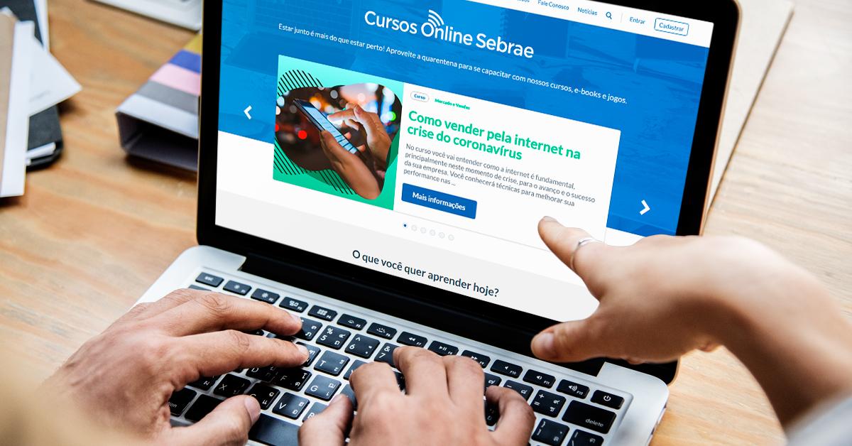 Sebrae 3 Cursos Online Gratuitos Para Empreendedores
